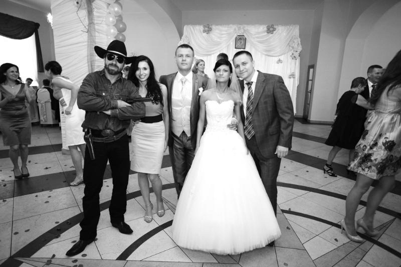 Atrakcje na wesele, Agencja Sobowtórów Norris