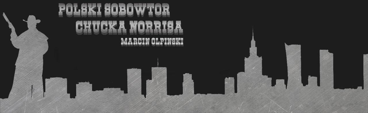 Imprezowy Chuck - polski sobowtór Chucka Norrisa